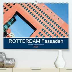 Rotterdam Fassaden (Premium, hochwertiger DIN A2 Wandkalender 2020, Kunstdruck in Hochglanz) von Rechberger,  Gabriele