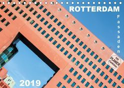 Rotterdam Fassaden (Tischkalender 2019 DIN A5 quer) von Rechberger,  Gabriele