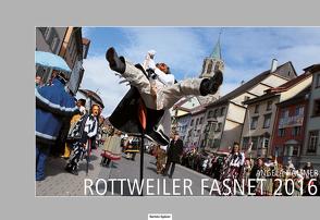 Rottweiler Fasnet 2016 von Hammer,  Angela