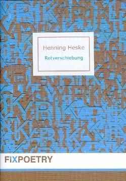 Rotverschiebung von Heske,  Henning