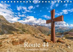 Route 44. Timmelsjoch, Südtirol (Tischkalender 2019 DIN A5 quer) von Männel,  Ulrich, studio-fifty-five