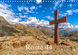 Route 44. Timmelsjoch, Südtirol (Wandkalender 2019 DIN A4 quer) von Männel,  Ulrich, studio-fifty-five