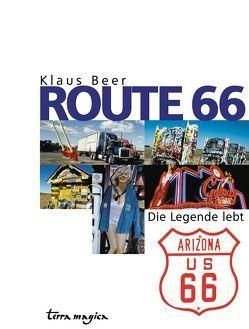 Route 66 von Beer,  Klaus