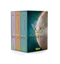 Royal: Die Royal-Serie: Alle Bände im Schuber von Fast,  Valentina