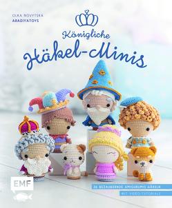 Königliche Häkel-Minis von Novytska,  Olka