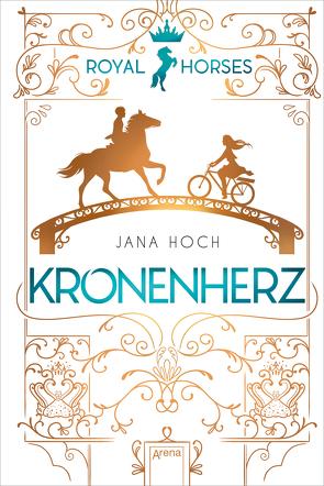 Royal Horses (1). Kronenherz von Hoch,  Jana