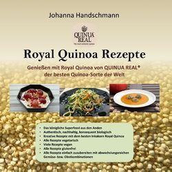 Royal Quinoa Rezepte von Handschmann,  Johanna