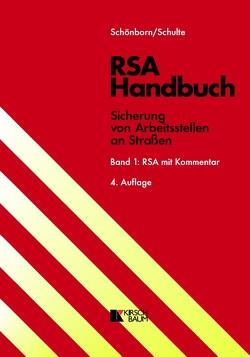 RSA Handbuch, Band 1: RSA mit Kommentar – FASSUNG 2020 von Schönborn,  Hans Dieter, Schulte,  Wolfgang