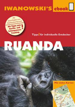 Ruanda – Reiseführer von Iwanowski von Hooge,  Heiko