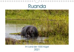 Ruanda (Wandkalender 2021 DIN A4 quer) von N.,  N.