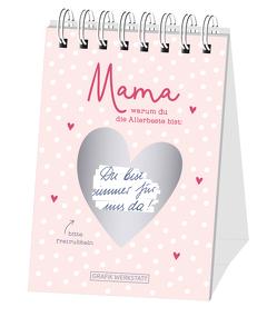 "Rubbel-Tischkalender ""Mama"""