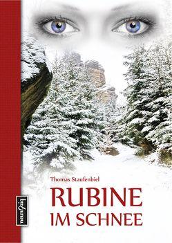 Rubine im Schnee von Staufenbiel,  Thomas