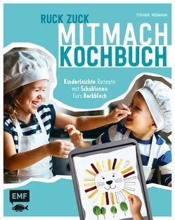 Ruck-Zuck-Mitmach-Kochbuch von Hiekmann,  Stefanie