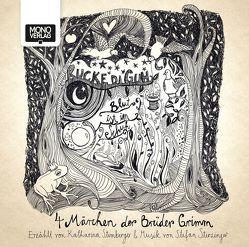 Rucke die guh, Blut ist im Schuh von Brüder Grimm, , Stemberger,  Katharina, Sterzinger,  Stefan