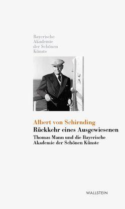 Rückkehr eines Ausgewiesenen von Schirnding,  Albert von
