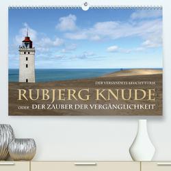 Rudbjerg Knude – Der versandete Leuchtturm (Premium, hochwertiger DIN A2 Wandkalender 2020, Kunstdruck in Hochglanz) von Reichenauer,  Maria