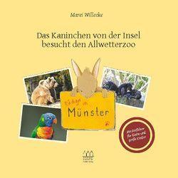 Rüdiger in Münster – Das Kaninchen von der Insel besucht den Allwetterzoo von Bischoff,  Laura, Peter,  Gösta Clemens, Willecke,  Marei