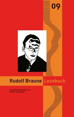 Rudolf Braune Lesebuch von Goedden,  Walter, Hollender,  Martin, Stahl,  Enno
