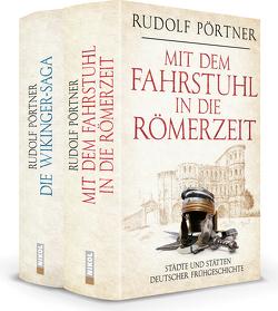 Rudolf Pörtner: 2 Bände von Pörtner,  Rudolf