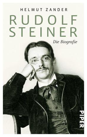 Rudolf Steiner von Zander,  Helmut
