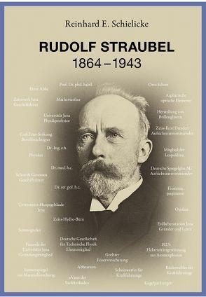 Rudolf Straubel von Schielicke,  Reinhard E