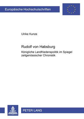 Rudolf von Habsburg von Stutzky,  Ulrike