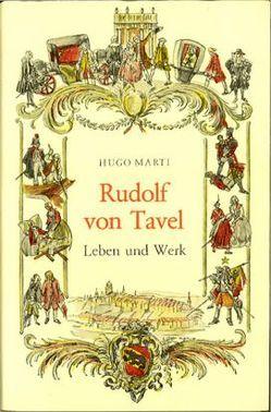 Rudolf von Tavel von Marti,  Hugo