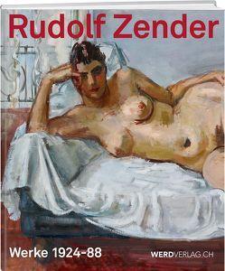 Rudolf Zender von Frehner,  Matthias, Zehnder,  Jean-Claude