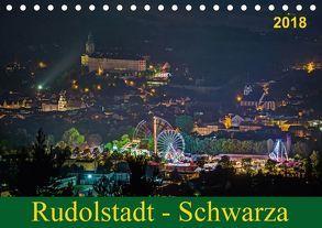 Rudolstadt – Schwarza (Tischkalender 2018 DIN A5 quer) von Wenk / Wenki,  Michael