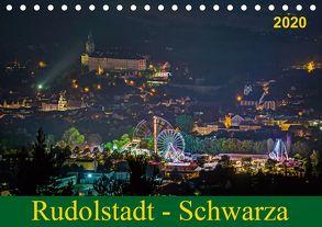 Rudolstadt – Schwarza (Tischkalender 2020 DIN A5 quer) von Wenk / Wenki,  Michael