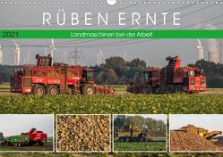 Rüben Ernte (Wandkalender 2021 DIN A3 quer) von SchnelleWelten
