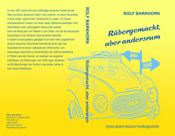Rübergemacht, aber andersrum von Barkhorn,  Rolf