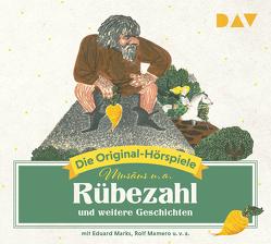 Rübezahl und weitere Geschichten von Marks,  Eduard, Marmero,  Rolf, Musäus,  J. K. A., Seidat,  Irma, u.a., u.v.a.