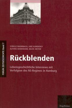 Rückblenden von Baumbach,  Sybille, Kaminsky,  Uwe, Kenkmann,  Alfons, Meyer,  Beate