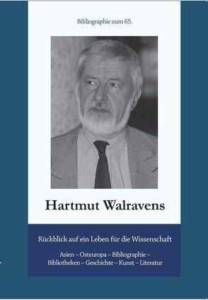 Rückblick auf ein Leben für die Wissenschaft von Bieg,  Lutz, Walravens,  Hartmut