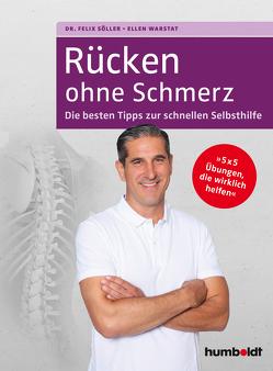 Rücken ohne Schmerz von Söller,  Felix, Warstat,  Ellen