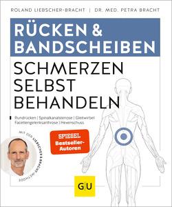 Oberer Rücken Schmerzen selbst behandeln von Bracht,  Petra, Liebscher-Bracht,  Roland