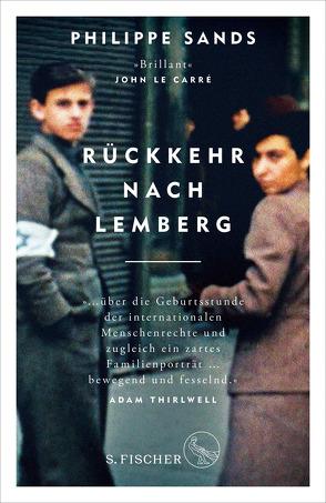 Rückkehr nach Lemberg von Böhnke,  Reinhild, Sands,  Philippe