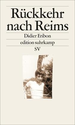 Rückkehr nach Reims von Eribon,  Didier, Haberkorn,  Tobias