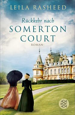 Rückkehr nach Somerton Court von Andreas,  Maria, Rasheed,  Leila