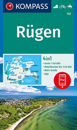 Rügen von KOMPASS-Karten GmbH