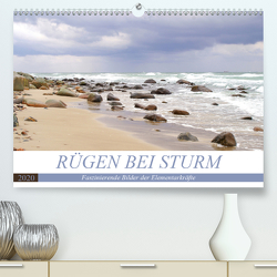 Rügen bei Sturm – Faszinierende Bilder der Elementarkräfte (Premium, hochwertiger DIN A2 Wandkalender 2020, Kunstdruck in Hochglanz) von Schimmack,  Michaela