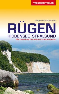 Rügen, Hiddensee, Stralsund von Kling,  Grazyna, Kling,  Wolfgang