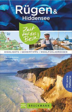 Rügen & Hiddensee – Zeit für das Beste von Dohme,  Carsten, Zaglitsch,  Hans