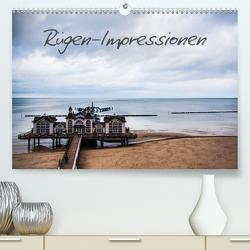 Rügen-Impressionen (Premium, hochwertiger DIN A2 Wandkalender 2021, Kunstdruck in Hochglanz) von Kaiser,  Ralf
