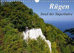 Rügen – Insel der Superlative (Wandkalender 2019 DIN A4 quer) von Loebus,  Eberhard