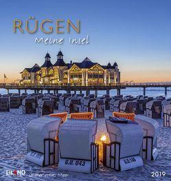 Rügen – Kalender 2019 von Eiland