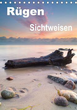 Rügen Sichtweisen (Tischkalender 2019 DIN A5 hoch) von - Heiko Eschrich,  HeschFoto