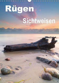 Rügen Sichtweisen (Wandkalender 2019 DIN A3 hoch) von - Heiko Eschrich,  HeschFoto