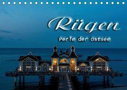 Rügen (Tischkalender 2019 DIN A5 quer) von Portenhauser,  Ralph